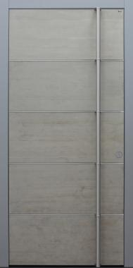 Haustür Echtbeton Modell Concrete-T3