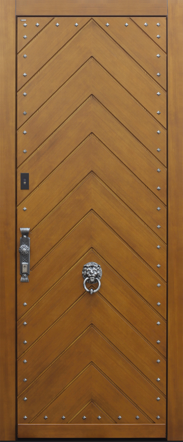 Haustür Landhaus klassisch rustikal, Fichte, Holz, Sicherheitstür, passivhaustauglich, besser als Alu, Glas